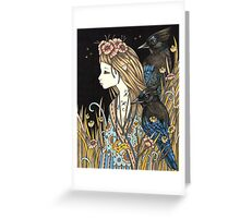 Changling Greeting Card