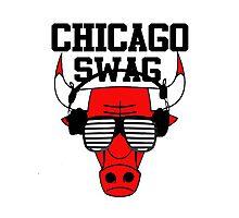Chicago swag-  Photographic Print
