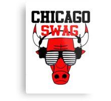 Chicago Swag Metal Print