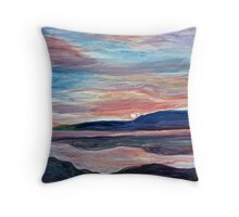 Local Sunrise Throw Pillow