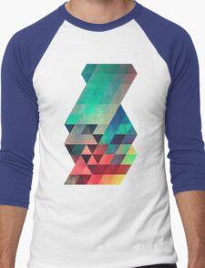 whw nyyds yt Men's Baseball ¾ T-Shirt