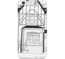 House Of Horror iPhone Case/Skin