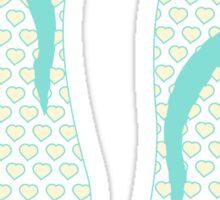Flip Flop Pastel Sticker