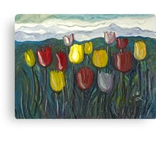 Tulip Lookout Canvas Print