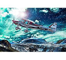 Sport plane Photographic Print