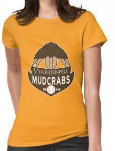 Vvardenfell Mudcrabs Womens Fitted T-Shirt