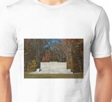 Gettysburg National Park - Arkansas Memorial Unisex T-Shirt
