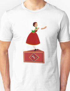 Girl on the music box T-Shirt