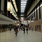 Tate Modern, London by Jayne Le Mee