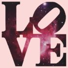 Love Galaxy design by galaxyshirts
