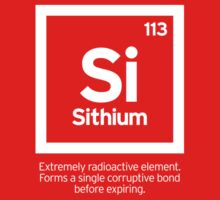Element: Sithium by powerpig