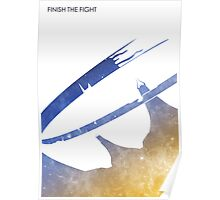 Finish the Fight Poster