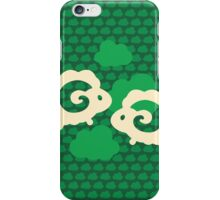 Green Meadows iPhone Case/Skin