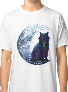 Celtic Black Cat Classic T-Shirt