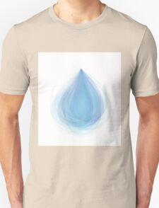 Raindrop Overlay T-Shirt