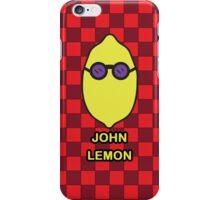 John Lemon | Beatles Soda iPhone Case/Skin