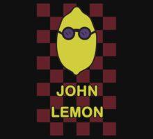 John Lemon   Beatles Soda Baby Tee