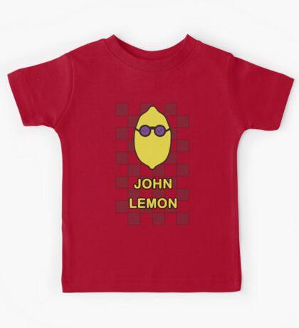 John Lemon | Beatles Soda Kids Tee