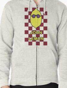 John Lemon | Beatles Soda Zipped Hoodie