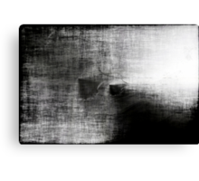 Anatomy of Greys Canvas Print