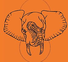 An Elephant Never Forgets by LoraMaze