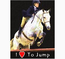 I Love To Jump-1 Unisex T-Shirt