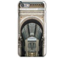 Galleria Vittorio Emanuele, Milano iPhone Case/Skin