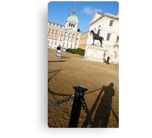 London historic Architecture Canvas Print
