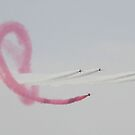 The Red Arrows 3 by Hovis