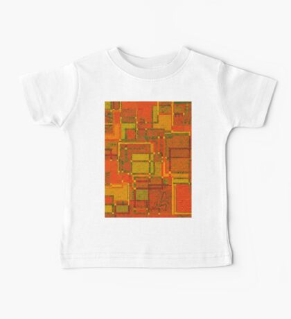 1217 Abstract Thought Baby Tee