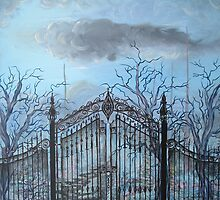 Beyond The Iron Gates by Krystyna Spink