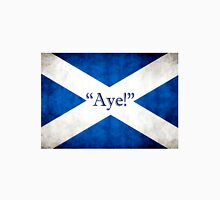 Scotland - AYE! Unisex T-Shirt