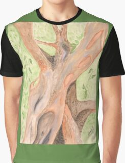 Cinnamon Tree  Graphic T-Shirt