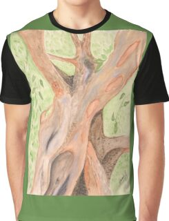 Cinnamon Tree  Graphic T-Shirt