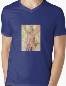Cinnamon Tree  Mens V-Neck T-Shirt