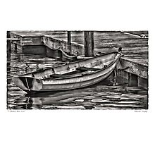 Gloucester Dinghy Photographic Print