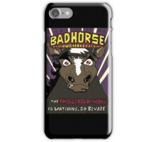 BAD HORSE iPhone Case/Skin