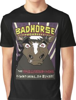 BAD HORSE Graphic T-Shirt