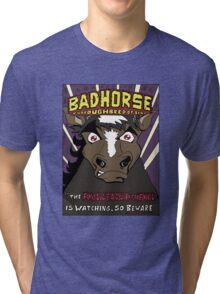 BAD HORSE Tri-blend T-Shirt