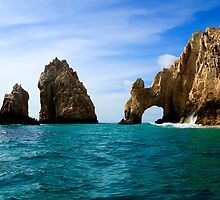 Lands End Arch by InvisibleClown