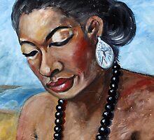 Black Pearls by Reynaldo
