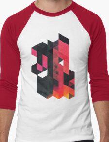 ylmyst tyme Men's Baseball ¾ T-Shirt