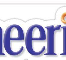 Cheerios Sticker
