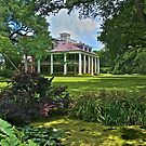 """Houmas House - """"The Sugar Palace"""" by Mike Capone"""
