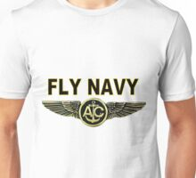 Navy Aircrew Wings Unisex T-Shirt