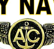 Navy Aircrew Wings Sticker