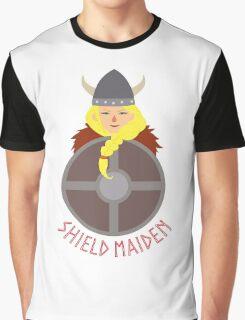 Shield Maiden Graphic T-Shirt