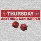 Thursday Night - Anything can Happen by dgoring