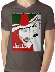 JOLLY Mens V-Neck T-Shirt
