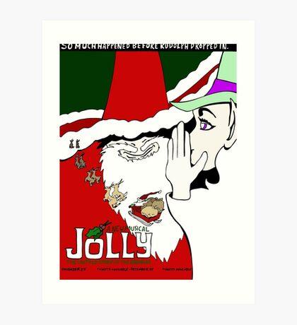 JOLLY Art Print